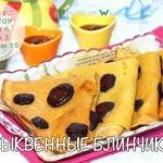 5 рецептов ПП- блинчиков к завтраку?