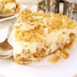Овсяно - творожный пирог: счастье для худеющих!