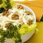 Салат для сушки тела.