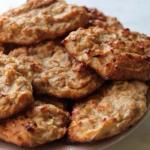 Овсяное печенье на кефире?