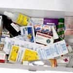 Проверьте свою аптечку!