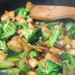 Брокколи с куриной грудкой: идеальный ужин!