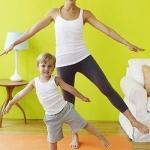 Йога и дети - абсолютно совместимые вещи.
