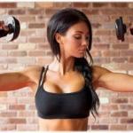 Женский тренинг программа тренировок для девушек.