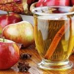 Яблочная вода с корицей!