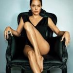 Диета Анджелины Джоли.