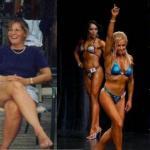 Fitness Model - Nancy Sinclair.