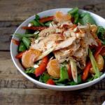 ? 6. Идей для вкусных салатиков, богатых белком?