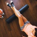 Эффективные упражнения для ног.