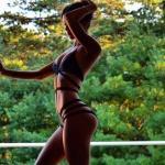 Как подчеркнуть талию - упражнения и секреты: